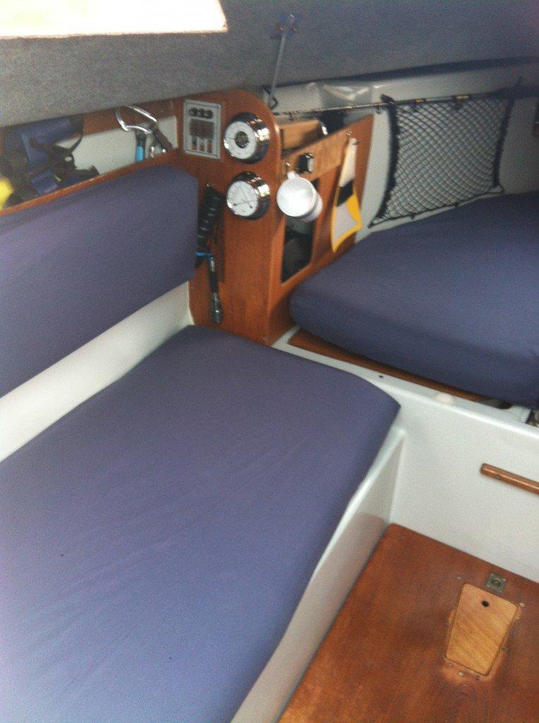 isayekikou am nagement du voilier. Black Bedroom Furniture Sets. Home Design Ideas